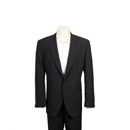 Gibson Peak Lapel 1 Button Suit - Black Reviews