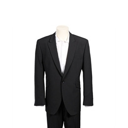 Gibson Peak Lapel 1 Button Suit - Black Reviews