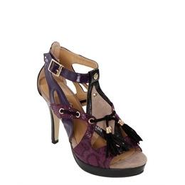 Odeon Gladiator Platform Sandals - Black Reviews