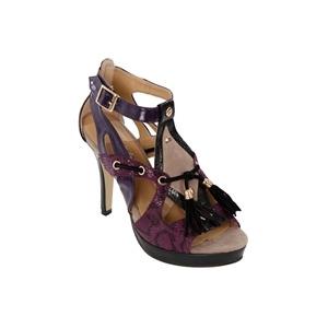 Photo of Odeon Gladiator Platform Sandals - Black Shoes Woman