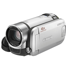 Canon Legria FS20 Reviews