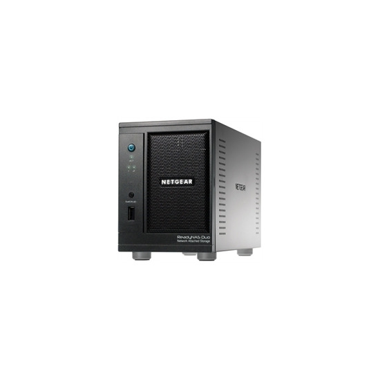 Netgear RND2000ReadyNASDuo Desktop Network Storage