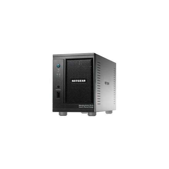 Netgear RND2000ReadyNASDuo Desktop Network Storage