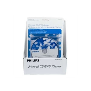 Photo of Philips SED4812W CD Cleaner Cleaning Accessory