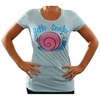 Photo of David & Goliath Hello Snailor Tee Blue T Shirts Woman