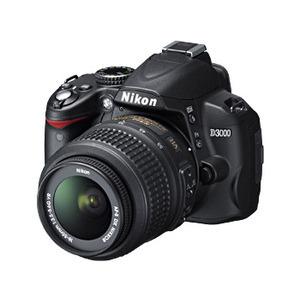 Photo of Nikon D3000 With Nikkor 18-55MM VR Lens Digital Camera