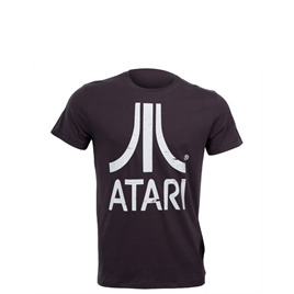 Joystick Junkies Atari White Charcoal t-shirt Reviews