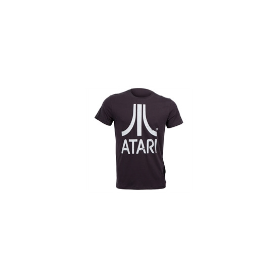 Joystick Junkies Atari White Charcoal t-shirt