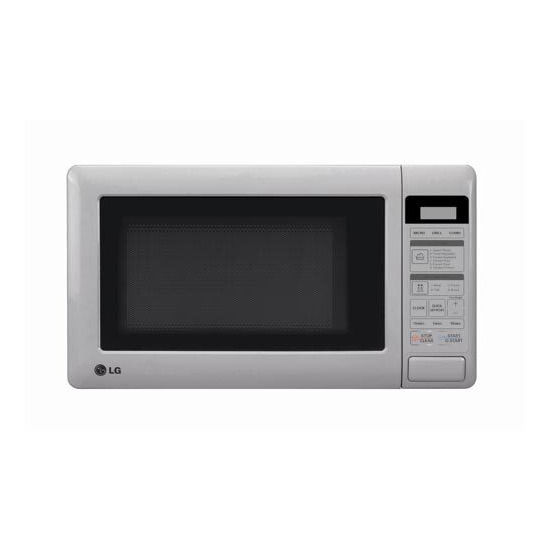 LG MB3949G Microwave with grill