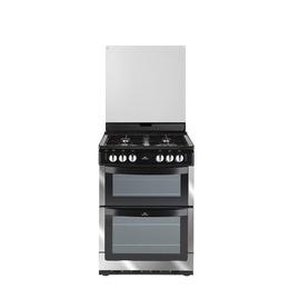 NEW WORLD 601GDOL Gas Cooker - Chrome Reviews