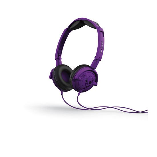 SKULLCANDY S5LWFY-210 Lowrider Athletic Headphones - Purple