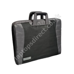 Photo of Tech Air 18.4 Inch Slip (With Handles) Black and Grey Laptop Bag