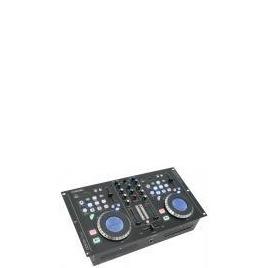 Citronic CDMX 1 Mk2 Anti Shock Dual CD / MP3 / USB / SD Mixstation Reviews