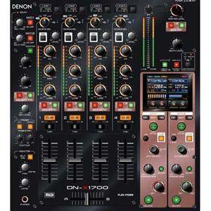 Photo of Denon DNX1700 Mixer/Controller HiFi System