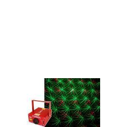 Kam Mighty Firework Cluster DMX Laser (150mW Red & Green) Reviews