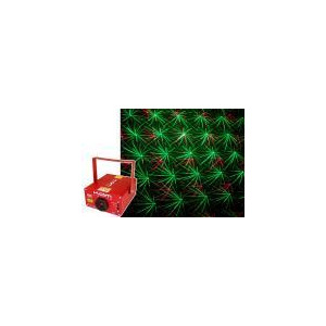 Photo of Kam Mighty Firework Cluster DMX Laser (150MW Red & Green) Lighting