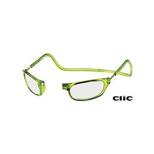 Photo of Clic Lime Green Glasses Glass
