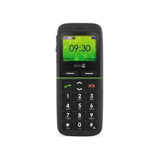 Doro 345GSM WH Easy to Use Mobile Phone