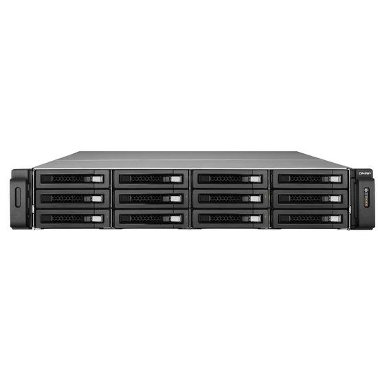 Qnap TS-EC1279U-E10G (10GB, 36TB) Ultrastar