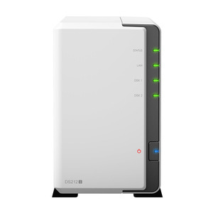 Photo of Synology DS212J/8TB Network Storage