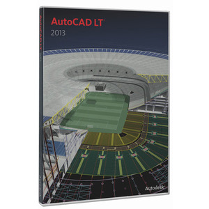 Photo of Autodesk AutoCAD LT Mac 2013 MAC Software