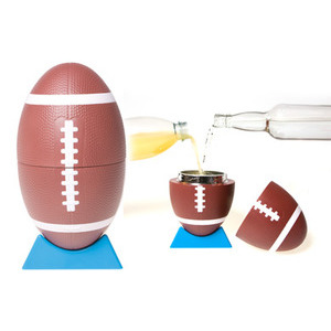 Photo of American Football Cocktail Shaker Gadget