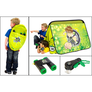 Photo of Ben 10 Pop Up Adventure Centre Toy