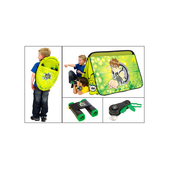 Ben 10 Pop Up Adventure Centre