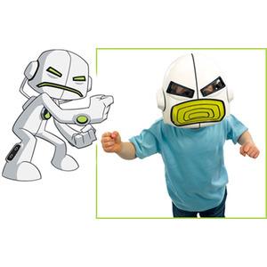 Photo of Ben 10 Alien Force - Echo Echo Voice Changer Mask Toy