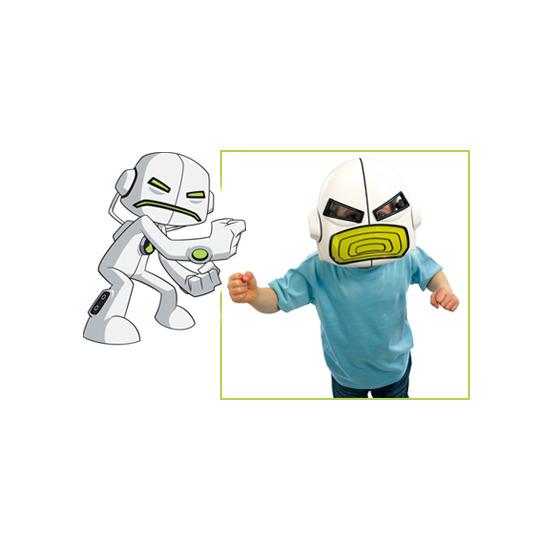 Ben 10 Alien Force - Echo Echo Voice Changer Mask