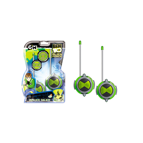Ben 10 Alien Force Omnitrix Walkie Talkie