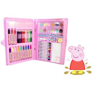 Photo of Peppa Pig 60 Piece Art Set Toy