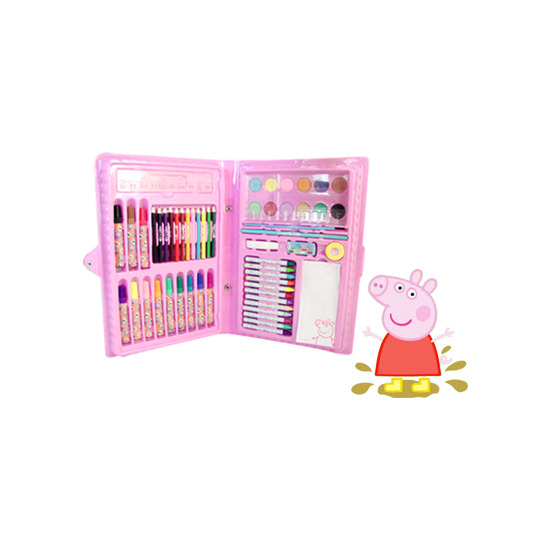 Peppa Pig 60 Piece Art Set