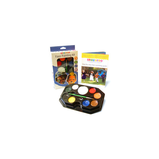 Snazaroo Face Painting Kit - Boy