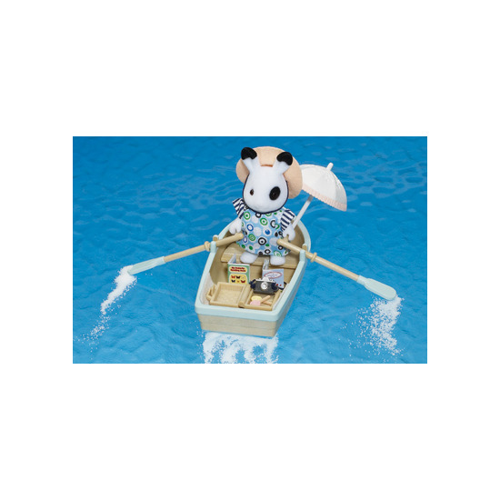 Sylvanian Families - Rowing Boat and Accessories