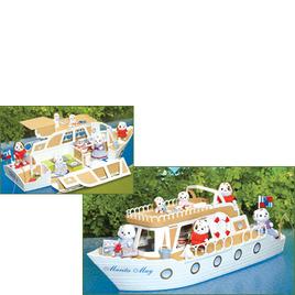 Sylvanian Families - Pleasure Boat Reviews