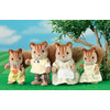 Photo of Sylvanian Families - Walnut Squirrel Family Toy
