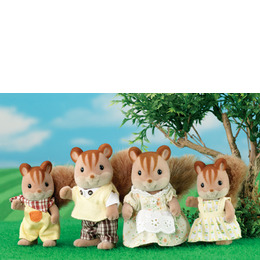 Sylvanian Families - Walnut Squirrel Family Reviews