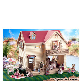 Sylvanian Families - Lakeside Lodge Reviews