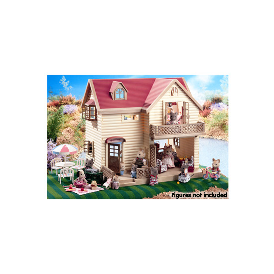 Sylvanian Families - Lakeside Lodge