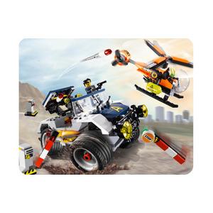 Photo of Agents 2.0 - 4 Wheeling Pursuit Toy