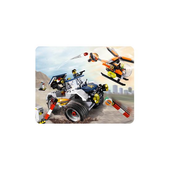 Agents 2.0 - 4 Wheeling Pursuit