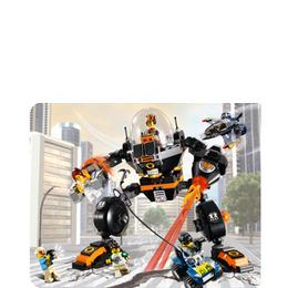 Agents 2.0 - Robo Attack Reviews