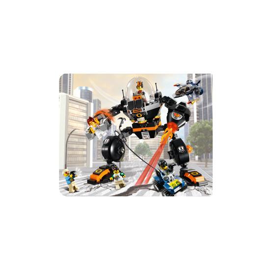Agents 2.0 - Robo Attack