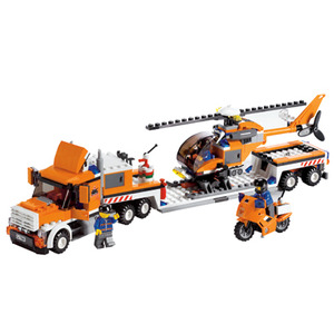 Photo of Lego City - Helicopter Transporter 7686 Toy