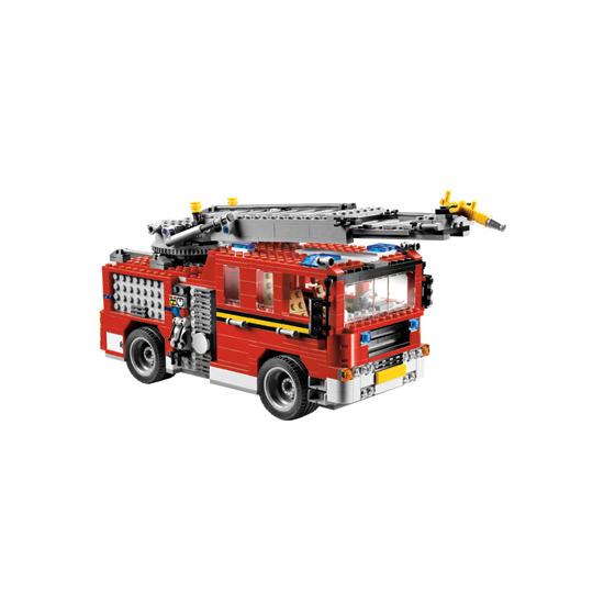 Lego Creator - Fire Rescue 6752