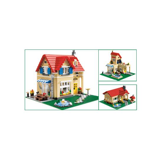Lego Creator - Family Home 6754