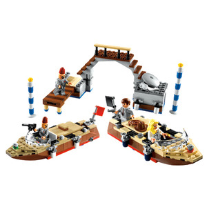 Photo of Lego Indiana Jones  - Venice Canal Chase 7197 Toy