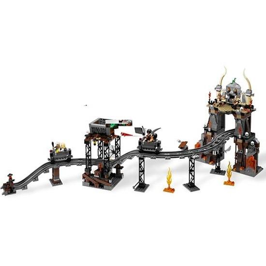 Lego Indiana Jones  - Temple Of Doom 7199