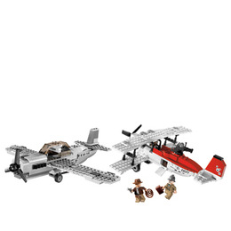 Lego Indiana Jones  - Fighter Plane Attack 7198 Reviews